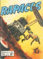 Rapaces (Impéria) -309- Opération malchance - Le grand souffle