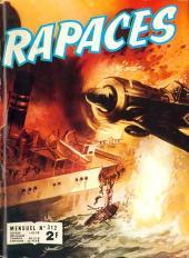 Rapaces (Impéria) -312- L'implacable - La base hantée