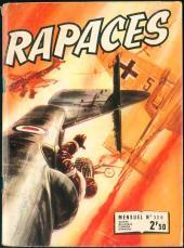 Rapaces (Impéria) -320- Les vengeurs - La 60e mission