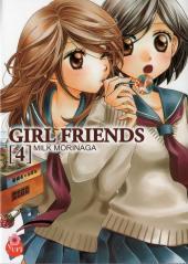Girl friends -4- Volume 4