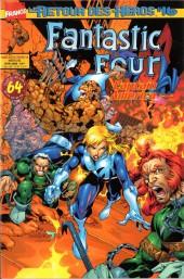 Fantastic Four (Retour des héros) -16- La grande évasion