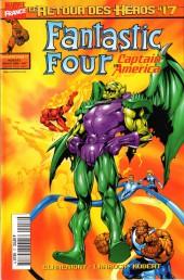 Fantastic Four (Retour des héros) -17- Le triomphe de la volonté