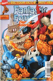Fantastic Four (Retour des héros) -18- Paris à été détruit