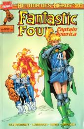 Fantastic Four (Retour des héros) -20- Le refus