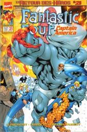 Fantastic Four (Retour des héros) -21- Le procès