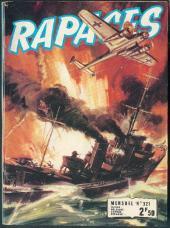 Rapaces (Impéria) -321- Fin d'un viking - Pilote factice