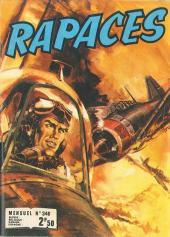 Rapaces (Impéria) -340- Où est la gloire ! - Superstition - Escadrille spéciale