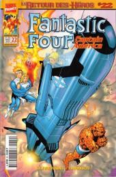 Fantastic Four (Retour des héros) -22- Le choc de deux mondes
