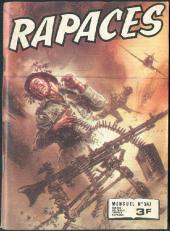 Rapaces (Impéria) -347- Fort Saldo - L'adieu... - Poing de fer