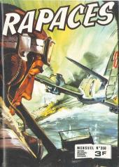 Rapaces (Impéria) -350- Vol de nuit - Atterrissage forcé