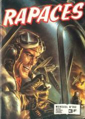 Rapaces (Impéria) -352- Arme de choc - Le défi du feu