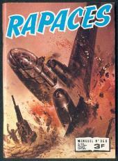 Rapaces (Impéria) -358- Chiens de garde - Combat sans retour - Identité inconnue