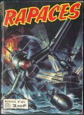 Rapaces (Impéria) -363- Heures sombres - Un homme en colère - Épitaphe pour un héros