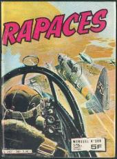 Rapaces (Impéria) -380- Lâche ou héros ? - Tourbillon dans le ciel