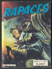 Rapaces (Impéria) -390- Tragique plongeon - Ailes silencieuses