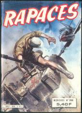 Rapaces (Impéria) -396- Un drôle de poste - Toujours une chance