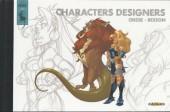 (AUT) Crisse -10TL1- Characters designers