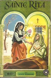 Belles histoires et belles vies -38a- Sainte Rita