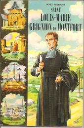 Belles histoires et belles vies -23- Saint Louis-Marie Grignion de Montfort
