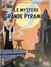 Blake et Mortimer -5b99- Le Mystère de la Grande Pyramide - Tome 2