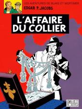 Blake et Mortimer (Les Aventures de) -10b2000- L'affaire du collier