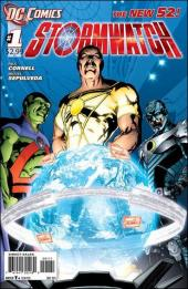Stormwatch (2011) -1- The dark side part 1