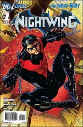 Nightwing (2011) -1- Welcome to Gotham
