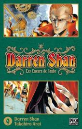 Darren Shan -9- Les Tueurs de l'aube