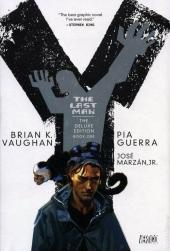 Y: The Last Man (The deluxe edition) (2008) -INT1- Book one