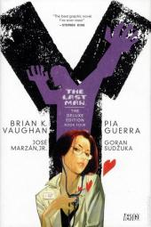 Y: The Last Man (The deluxe edition) (2008) -INT4- Book four