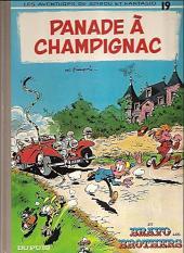Spirou et Fantasio -19a1987- Panade à Champignac