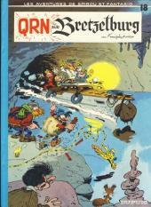Spirou et Fantasio -18e87- QRN sur Bretzelburg