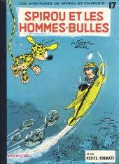 Spirou et Fantasio -17e87- Spirou et les hommes-bulles