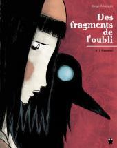 Des fragments de l'oubli -1- Faustine
