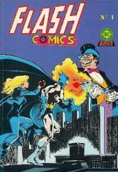 La ligue de justice (1re série - Arédit - Artima Color DC Super Star puis Artima Color DC) -1- Une ligue divisée