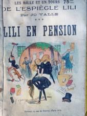 Lili (L'espiègle) -HS02- Lili en pension