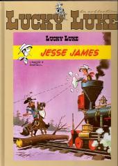 Lucky Luke - La collection (Hachette) -6- Jesse James