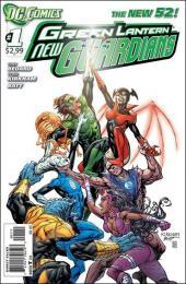 Green Lantern: New Guardians (DC Comics - 2011) -1- New guardians part 1