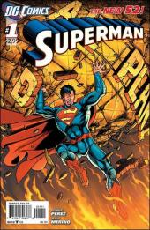 Superman (2011) -1- What price tomorrow ?