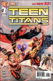 Teen Titans (2011) -1- Teen spirit