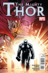 Mighty Thor (The) (2011) -6- The galactus seed 6 : the proposition
