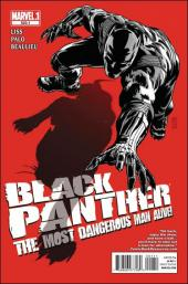 Black Panther: The Most Dangerous Man Alive! (2011) -5231- True sons