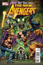 New Avengers (The) (2010) -161- Green goblin