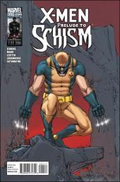 X-Men: Prelude to Schism (2011) -4- Part 4