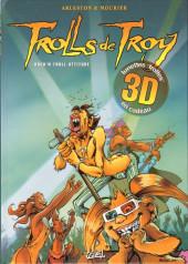 Trolls de Troy -83D- Rock'n troll attitude