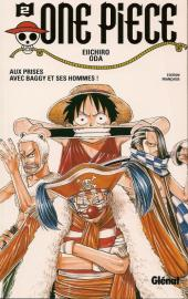 One Piece -2- Aux prises avec Baggy et ses hommes
