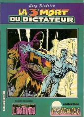 Psychose (Collection) -20- La 3e mort du dictateur (L'Inattendu)