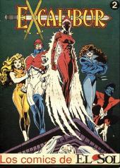 Comics de El Sol (Los) -2- Excalibur