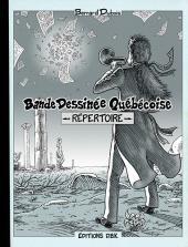 Bande dessinée québécoise - Répertoire