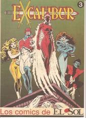 Comics de El Sol (Los) -3- Excalibur